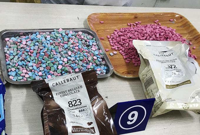 Hành vi vận chuyển ma tuý giấu trong sôcôla bị xử lý như thế nào?